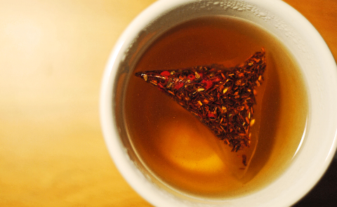 'Day 365: Triangular Tea Bag' by emily.laurel504 on Flickr, used under a Creative Commons Attribution 2.0 Generic License